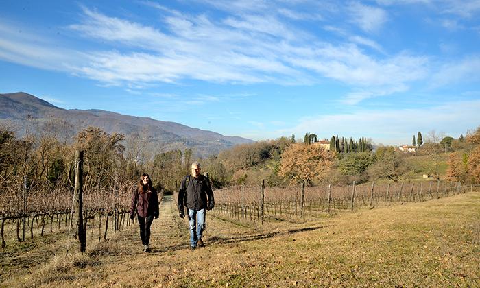 Escursione in Toscana