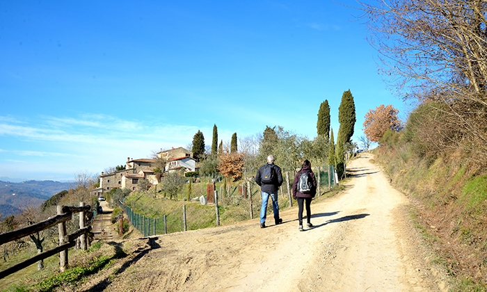 Cammina in Toscana tra borghi medievali